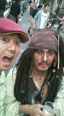 阿佐ヶ谷の海賊